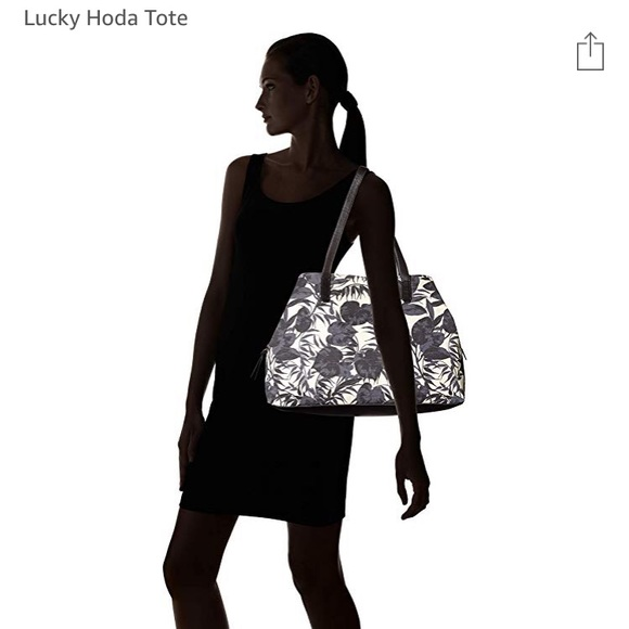 Lucky Brand Handbags - Lucky Brand Hoda Tote Large